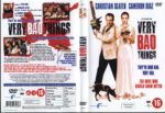 Very Bad Things (1998) R1 Dutch DVD Cover