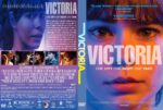 Victoria (2015) R1 Custom DVD Cover