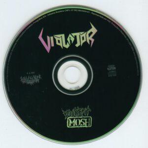 Violator - Violent Mosh (EP) - CD
