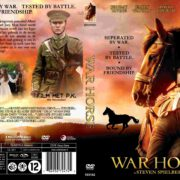 War Horse (2012) R2 DUTCH DVD Cover