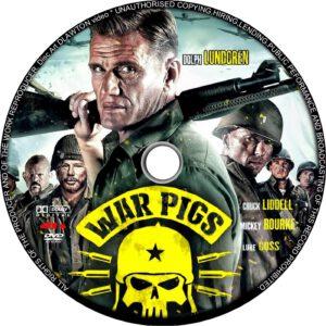 War Pigs (2015) R1 cd