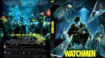 Watchmen (2009) German Blu-Ray DVD Cover