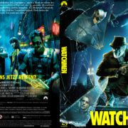 Watchmen (2009) German Blu-Ray DVD Cover
