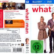 What a Man (2011) Blu-Ray German