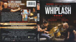 Whiplash (2014) R1 Blu-Ray DVD Cover & Label