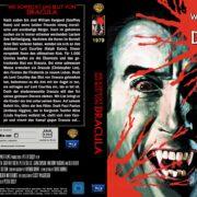 Wie schmeckt das Blut von Dracula (1970) Custom Blu-Ray DVD Cover (german)