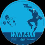 Wild Card (2015) R0 Custom Label