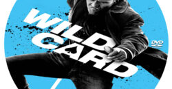 wild card dvd label