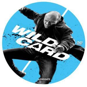 wild card dvd label