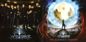 Winterage - The Harmonic Passage - Booklet