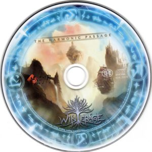 Winterage - The Harmonic Passage - CD