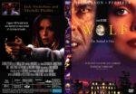 Wolf (1994) R1 DUTCH DVD Cover