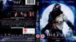 The Wolfman (2010) Blu-Ray DVD Cover