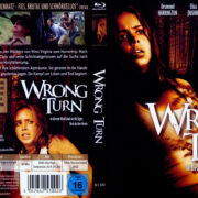 Wrong Turn (2002) Blu-Ray German