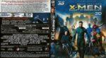 X-Men: Zukunft ist Vergangenheit 3D Blu-Ray German (2014)