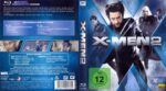 X-Men 2 (2003) Blu-Ray German