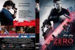 Zero Tolerance (2015) R1 Custom DVD Cover