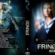Fringe: Season 4 – Front DVD Cover