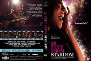 Twenty Feet from Stardom dvd cover