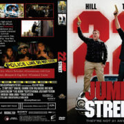 22 Jump Street (2014) R1 Custom DVD Cover