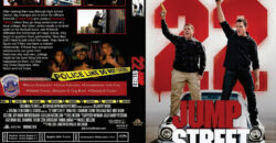 22 Jump Street dvd cover