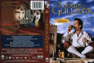 The 3 Worlds of Gulliver dvd cover