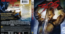 300: Rise of an Empire blu-ray dvd cover