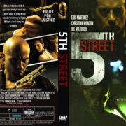 5th Street (2014) R1 CUSTOM DVD COVER