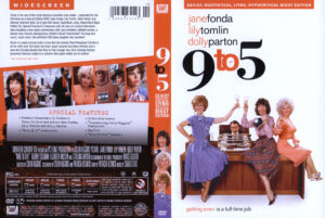 9 to 5 - Sexist Edition dvd cover