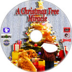 A Christmas Tree Miracle (2013) R1 Custom Label