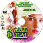 A Good Woman (2004) R1 Custom Label