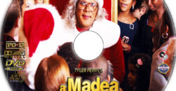A Madea Christmas dvd label