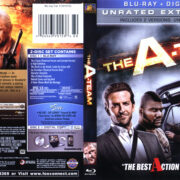 The A-Team (2010) Blu-Ray