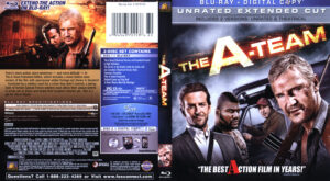 A-Team, The (Blu-ray) dvd cover