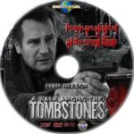 A Walk Among the Tombstones (2014) Custom Label
