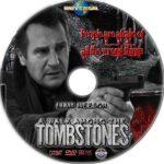 A Walk Among the Tombstones (2014) Custom Label