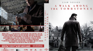 A Walk Through The Tombstones dvd cover