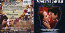 Across the Universe (Blu-ray) dvd cover