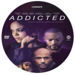 Addicted (2014) R0 Custom Label