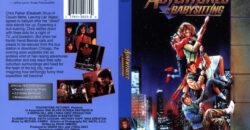Adventures In Babysitting dvd cover