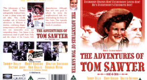 The Adventures of Tom Sawyer dvd cover