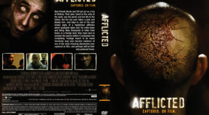 Afflicted dvd cover