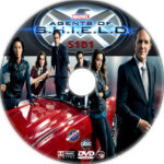 Agents of S.H.I.E.L.D. Season One (2013) Custom DVD Labels