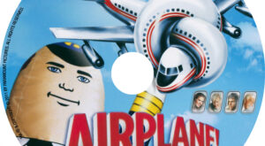 Airplane (Blu-ray) Label