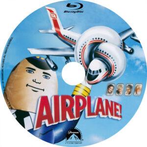 Airplane (Blu-ray) Label