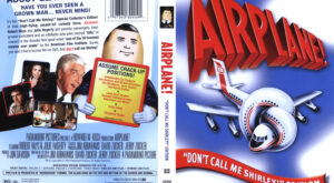 Airplane! dvd cover