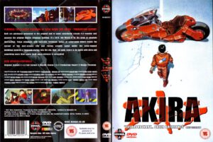 akira dvd cover