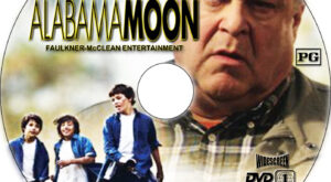 Alabama Moon dvd label