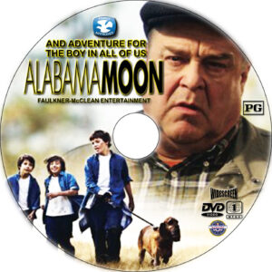 Alabama Moon dvd label