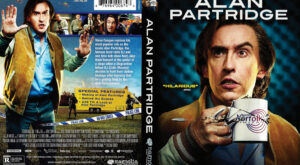 Alan Partridge dvd cover